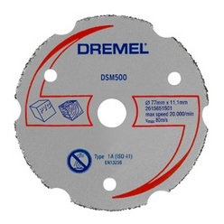 Disc de taiere multifunctional cu carbura (DSM500)