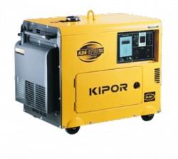 Generator trifazat diesel KIPOR KDE 6700 TA3
