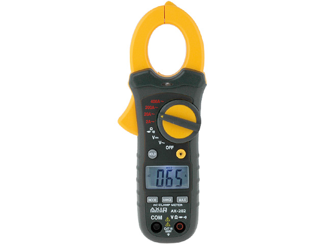 Cleste ampermetric digital AX-202