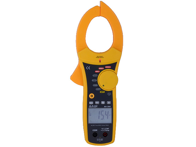 Cleste ampermetric digital AX-356