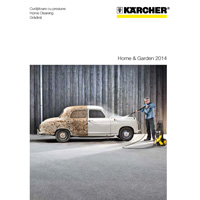 KARCHER HOME AND GARDEN
