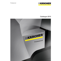 CATALOG KARCHER PROFESSIONAL