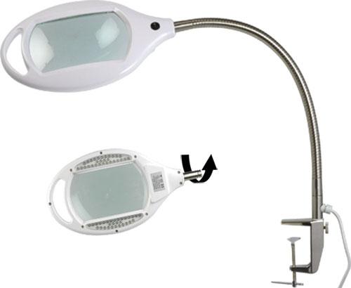 Lampă de masă cu lupă NB-LP212LE