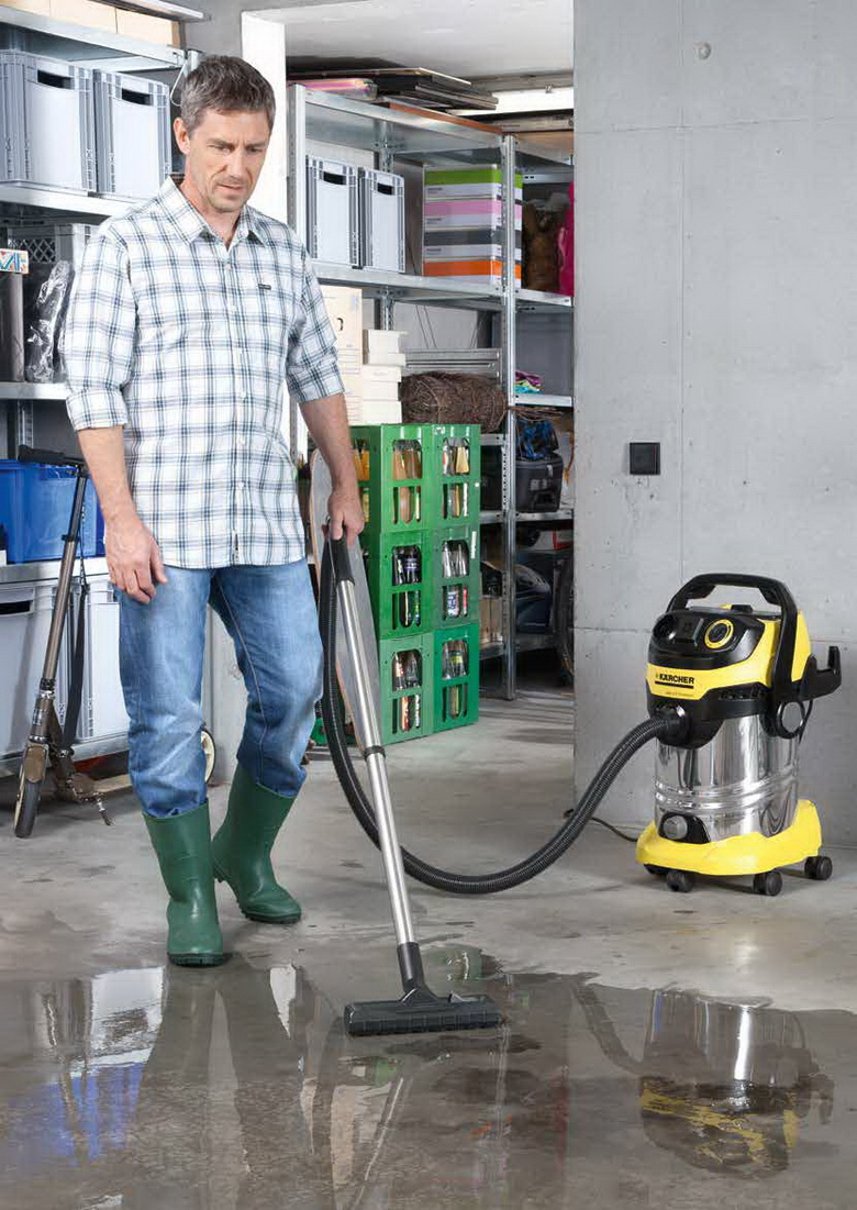Aspirator multifunctional karcher wd5 p premium 836 00 ron sculegero sculegero scule - Karcher wd5 premium ...